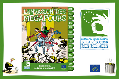 L'invasion des Mégapoubs